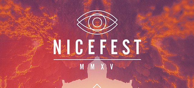 NICEFEST 2015 (design by Sam Harwood)