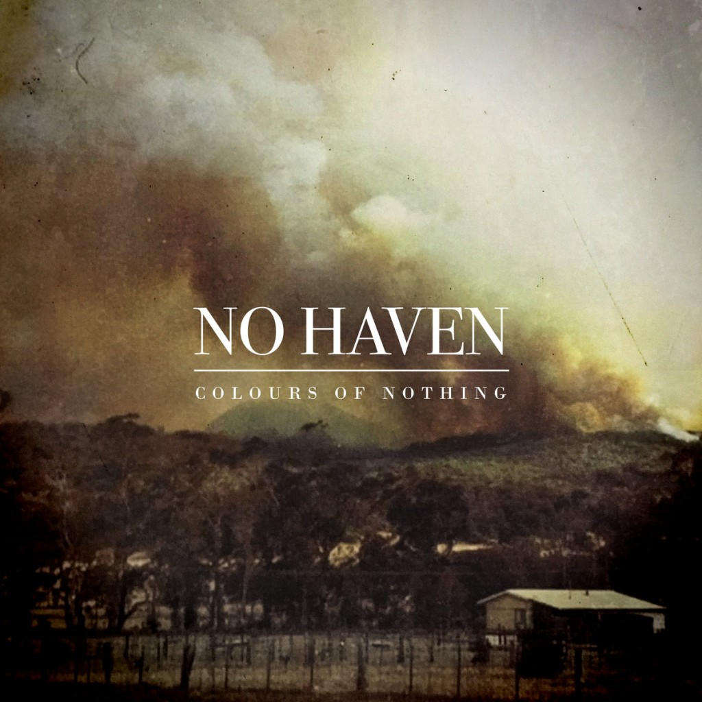 NO HAVEN - COLOURS OF NOTHING