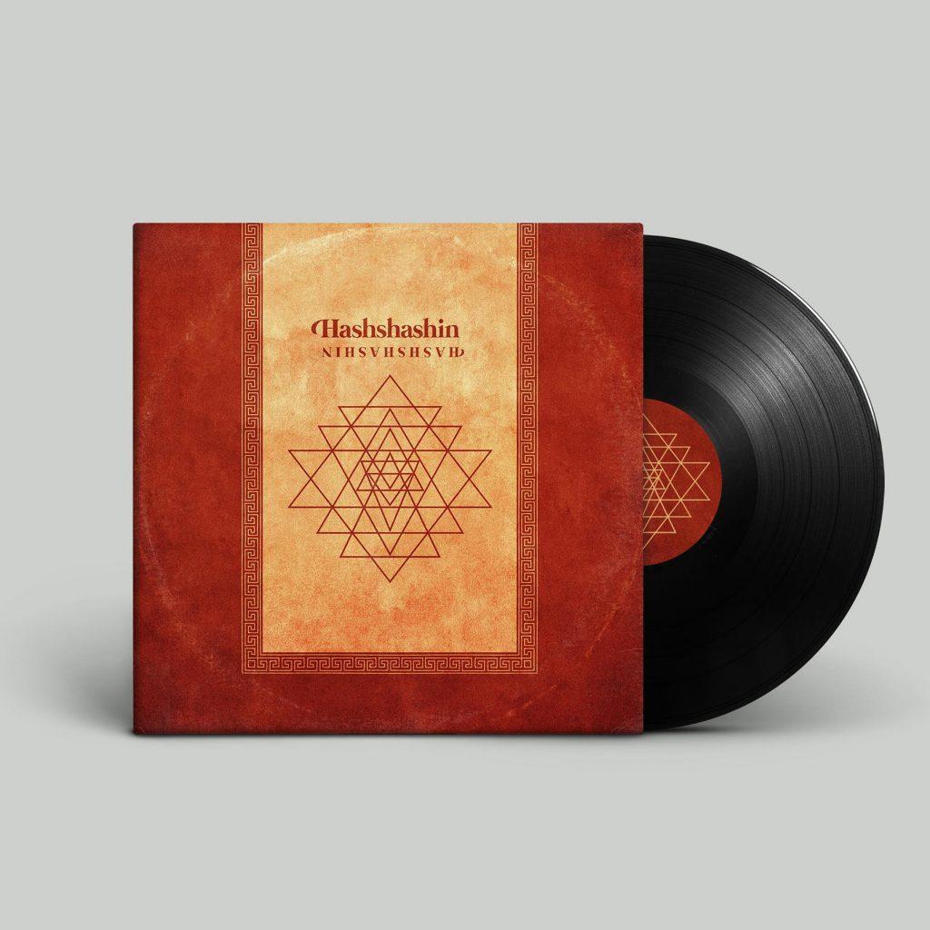 Hashshashin - nihsahshsaH LP