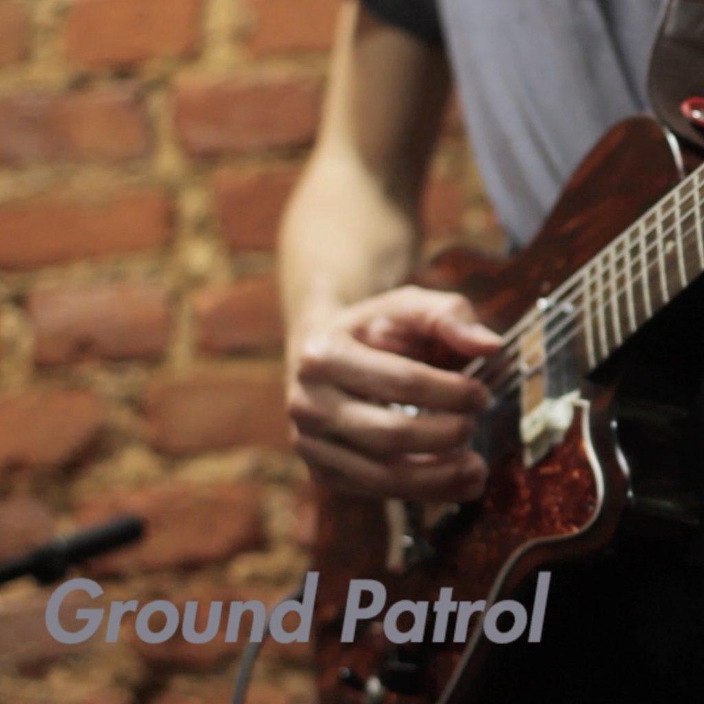 Ground Patrol release 'DRIFT'