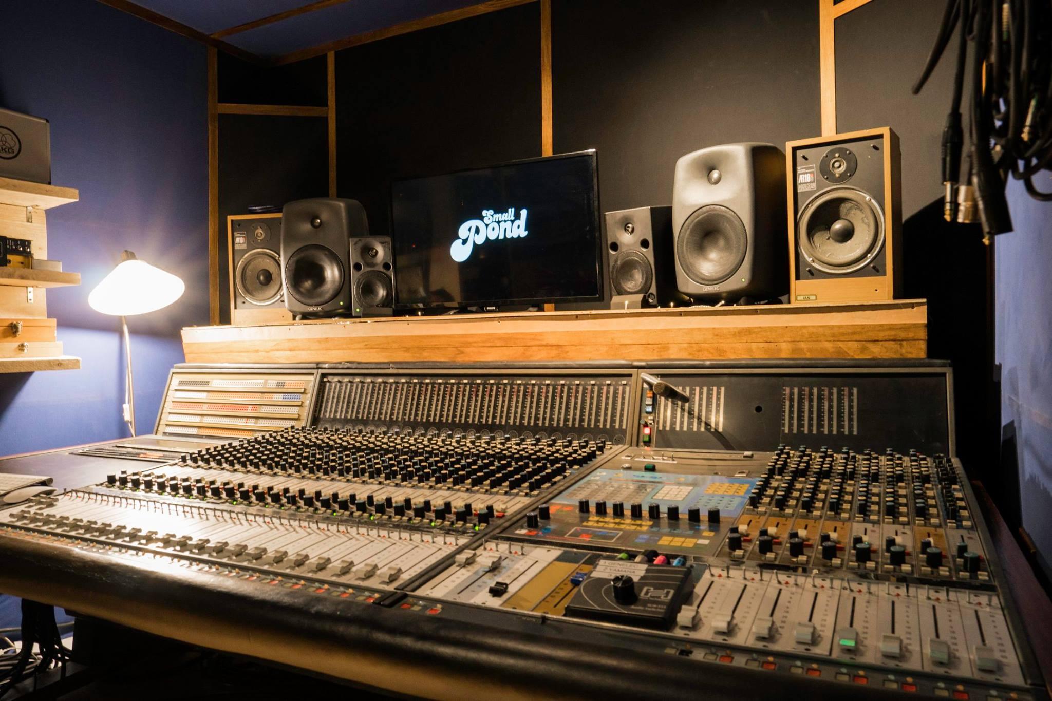 Small Pond studios